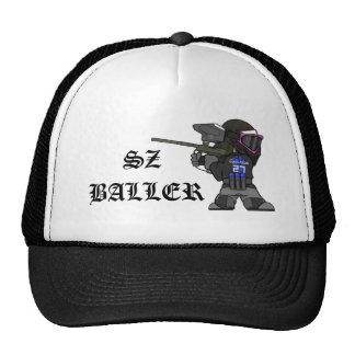 SZ Baller Cap Trucker Hat