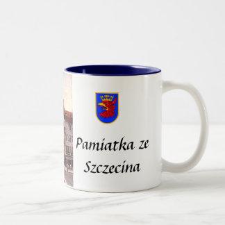 Szczecin Souvenir Mug