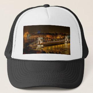 Szechenyi Chain Bridge Trucker Hat