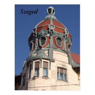 Szeged Postcard