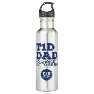 T1d Dad Rad (Navy) 710 Ml Water Bottle