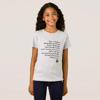 T1d Truth (Girl's) T-Shirt