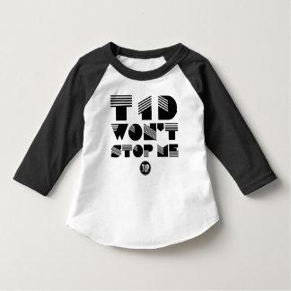 T1d Won't Stop Me (Black artwork) T-Shirt