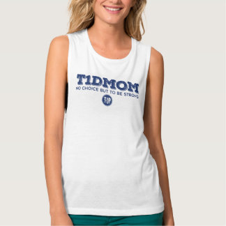 T1dMom Strong Tank Top