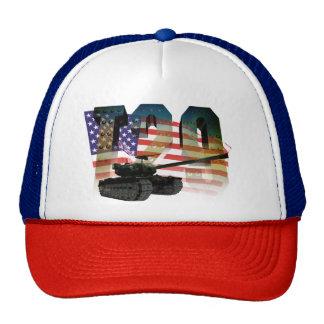 T29 AMERICAN HEAVY TANK TRUCKER HAT