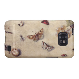 T31566 A Study of Various Insects, Fruit and Anima Galaxy S2 Case