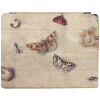 T31566 A Study of Various Insects, Fruit and Anima iPad Cover