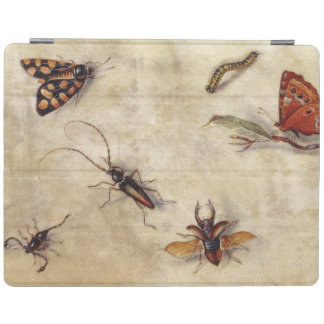 T31567 A Study of Various Insects, Fruit and Anima iPad Cover