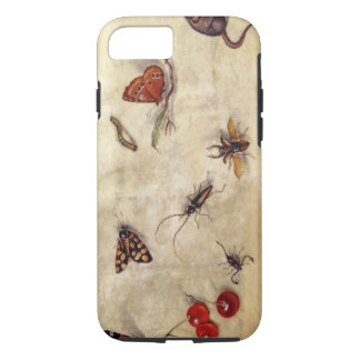 T31567 A Study of Various Insects, Fruit and Anima iPhone 7 Case