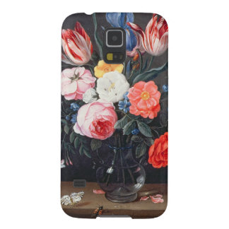 T32511 Still Life of Flowers in a Vase, 1661 (see Galaxy S5 Cases