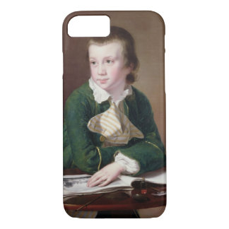 T33403 Portrait of the Revd William Rastall as a B iPhone 7 Case