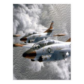 T-2 Buckeyes Postcard