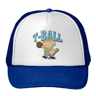 T-Ball Boy Mesh Hat