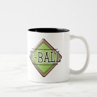 T-Ball Diamond Mug