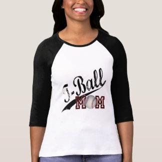 T-Ball Mom T Shirt