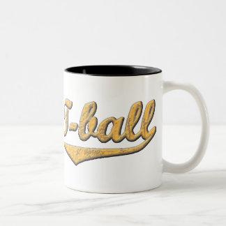 T-Ball Coffee Mugs