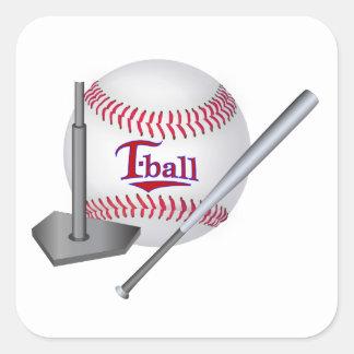 T-Ball Sticker