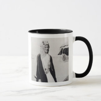 T. E. Lawrence in Arab Dress (b/w photo) Mug