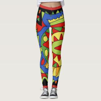 T fashion designs leggings