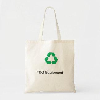 T & G Recycling Shopping Bag