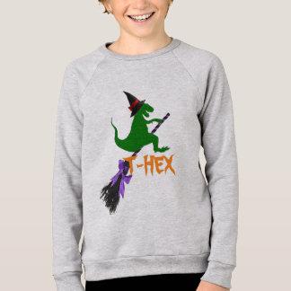 T-hex Funny halloween t-rex t-shirt tyrannosaurus