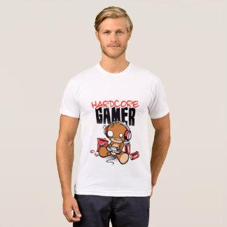t-ishrt man hardcore gamer T-Shirt