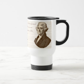 T. Jefferson: Truth & Newspapers - Mug #3