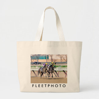 T Loves a Fight #3 Large Tote Bag