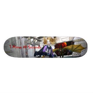 T-Minus 10 Seconds Skateboard