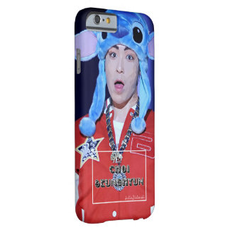 T.O.P DRAWN CUTE! BARELY THERE iPhone 6 CASE