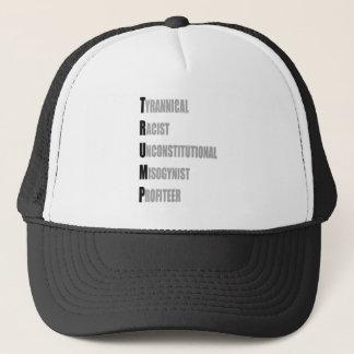 T R U M P TRUCKER HAT