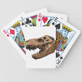 t rex3 bicycle playing cards