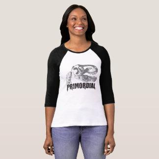 T-REX_2_PRIMORDIAL_bw_wms_T-Shirt T-Shirt