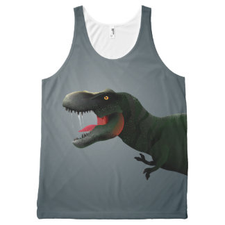 T-Rex All-Over-Print Tank Top