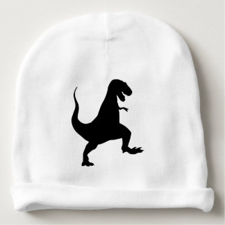 T-Rex Baby Beanie