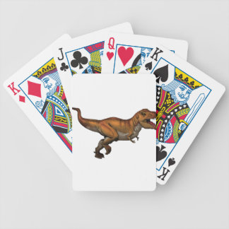 t rex bicycle playing cards