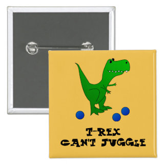 T-REX Can't Juggle button