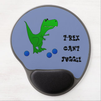 T-REX Can't Juggle mousepad Gel Mouse Pad