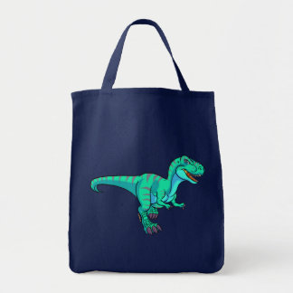 T-Rex cartoon Tote Bag