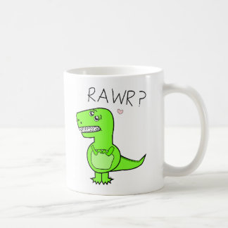 T-Rex Ceramic Mugs