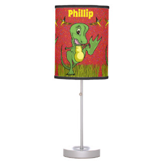 T-Rex Children's Lamp