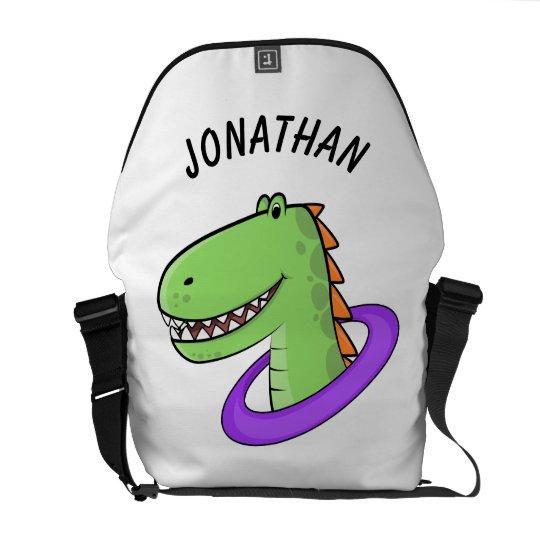 T-Rex Courier Bag