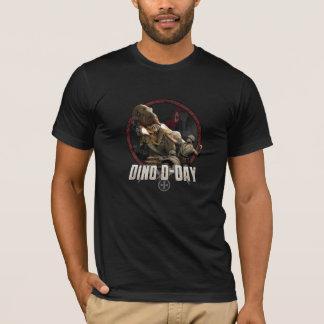 T-Rex Dino D-Day Shirt