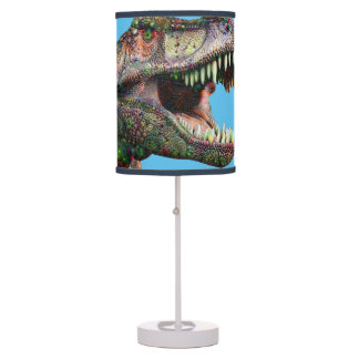 T-rex Dinosaur Fantasy Table Lamp