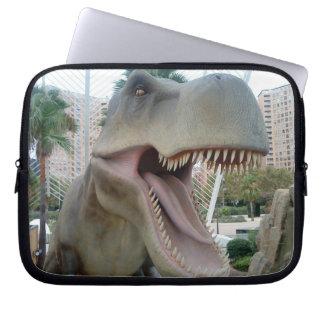 T-Rex Dinosaur Laptop Sleeve