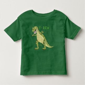 T-REX Dinosaur Toddler T-shirt