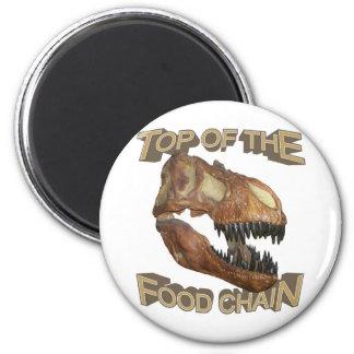 T-rex / Food Chain Magnet