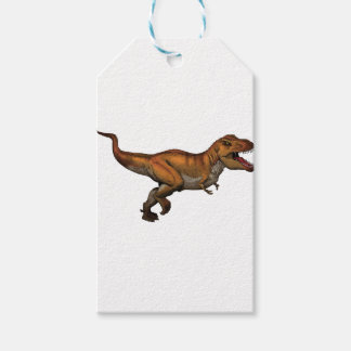 t rex gift tags