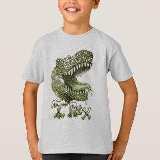 T Rex Head T-Shirt