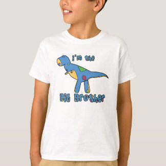 T-Rex I'm the Big Brother T Shirt